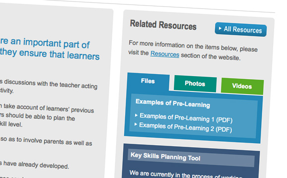 Focus Education, Learning Challenge Curriculum<br />Website Build - image 3